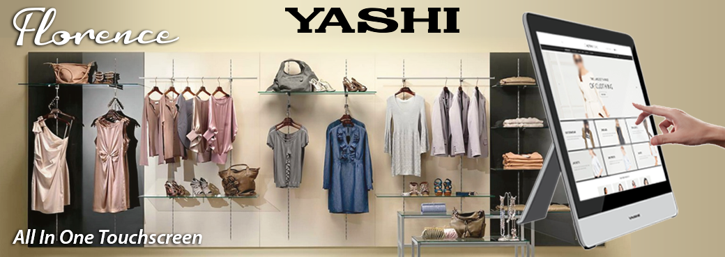 Yashi - 21.5 AIO Florence touch